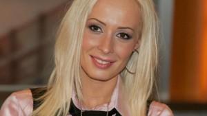 Vor der Botox-Behandlung: Cora Schumacher. (RTL)
