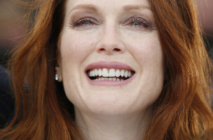 Julianne Moore in Canne, 2014. Foto: Alastair Grant, Keystone