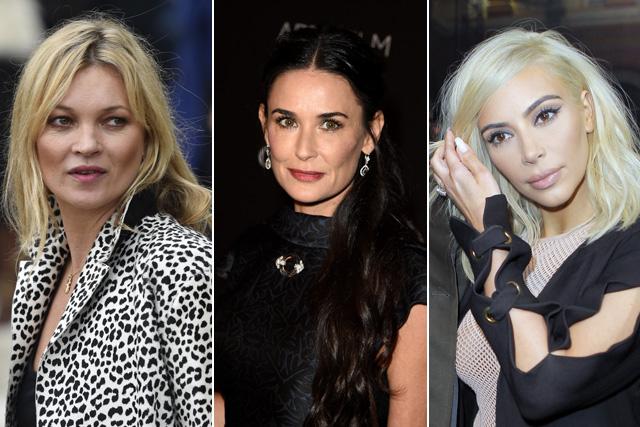 Eiswürfel oder Blutegel: Hollywoods ganz speziellen Beauty-Tips. (AFP)