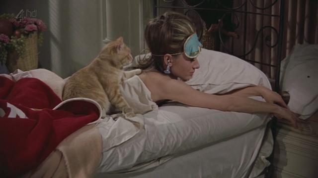 Zelebrierter Schönheitsschlaf: Audrey Hepburn in «Breakfast at Tiffany's». (Paramount Pictures)