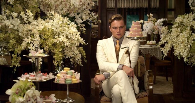 Nicht nur «der grosse Gatsby» (Leonardo DiCaprio) trauert seiner Liebe Daisy nach, auch viele andere Männer tun sich mit Trennungen schwer. Foto: Warner Brothers