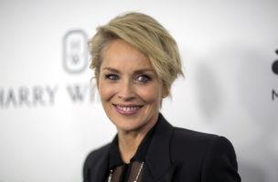 Wenn es nach dem Machern des Schweizer Onlineportals «Date a Rentner» geht, wäre auch Sharon Stone (58) eine ziemlich «alte Schachtel». (Reuters/Mario Anzuoni)