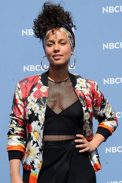 Alicia Keys Ungeschminkt