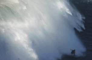Die Monsterwelle von Nazaré
