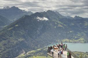 Aussichten auf die Schweiz