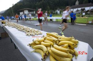 Richtig essen, schneller laufen