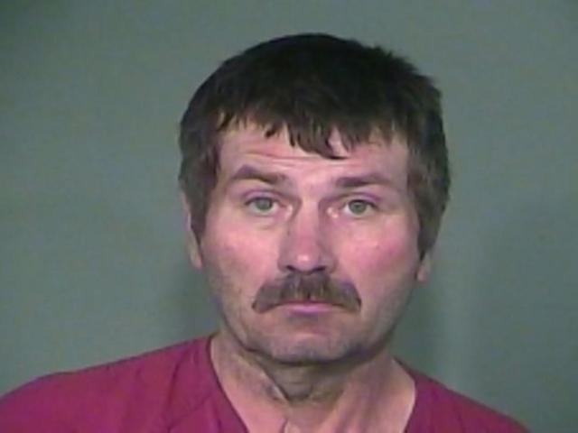 Gewollt, aber nicht gekonnt: Jeffrey Willard Wooten konnte nach zwei raubüberfällen und Mord agefasst werden. (PD)