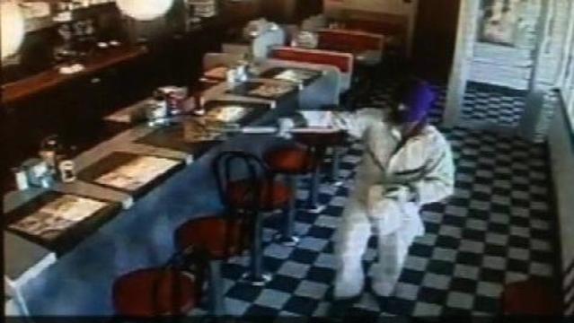 Schlecht improvisiert::  Jeffrey Willard Wooten versuchte ein «Waffle House» mit einer Mistgabel auszurauben. (PD)