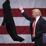 Der erste Sponti im Weissen Haus: Donald Trump. (Reuters/Carlo Allegri)