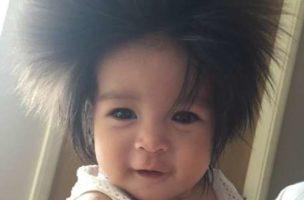 Das Struwwelpeter-Baby