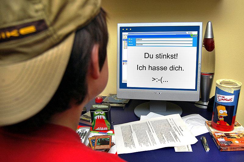 Cybermobbing Facebook