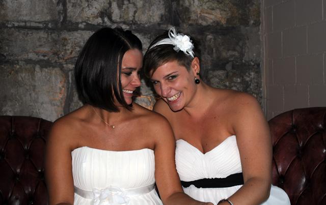 Zwei Frauen Lieben