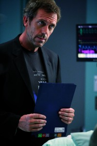 Hugh Laurie ist Dr. House