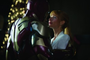Iron Man und Pepper Potts