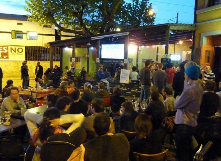 Das Piccolo Giardino An Der WM 2010