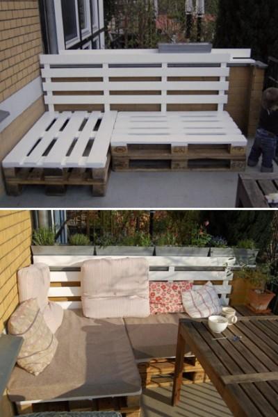 Wie Wirkt Ein Kleiner Balkon Gross Sweet Home