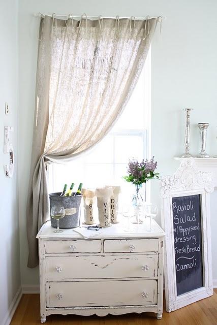 feriengef hl mit sommervorh ngen sweet home. Black Bedroom Furniture Sets. Home Design Ideas