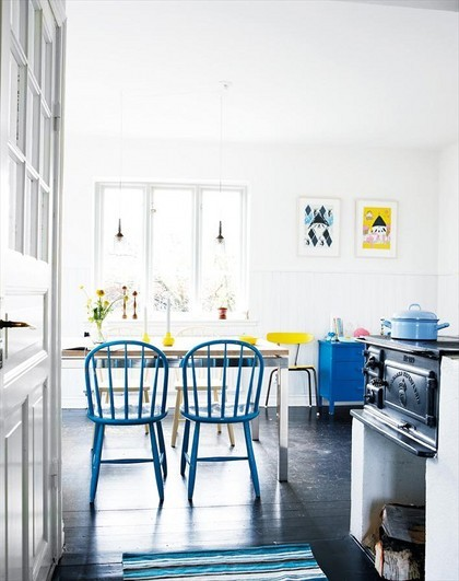 Tische und Stühle – die neuen Kombinationen | Sweet Home