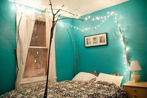 schlafzimmer türkis – raiseyourglass, Wohnideen design