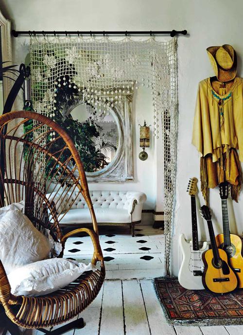Der bohemia look zieht ein sweet home - Hippie zimmer ...