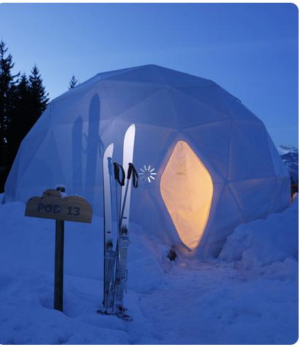 Wohnen Im Zelt : Schlagwort white pod sweet home