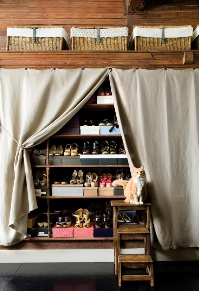 Regal Verdecken Vorhang regal mit vorhang verdecken – wohn-design
