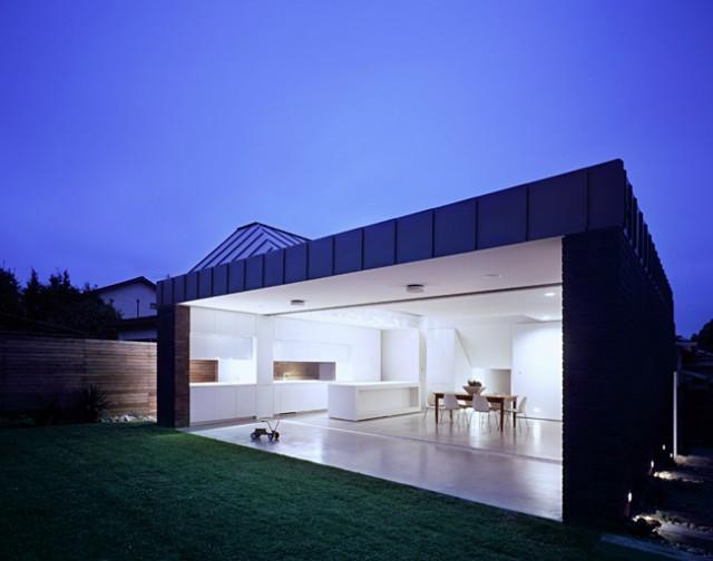 Die garagen villa sweet home for Haus bauen modelle