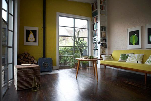 zitronengelb die frischeste fr hlingsfarbe sweet home. Black Bedroom Furniture Sets. Home Design Ideas