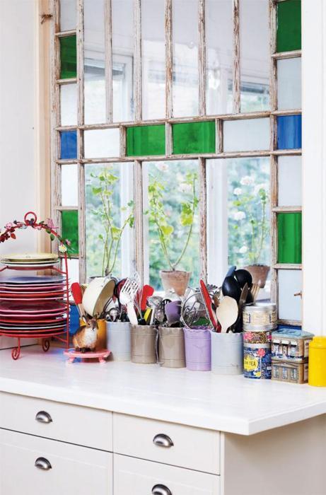 10 Ideen wie Einbauküchen mehr Persönlichkeit bekommen | Sweet Home