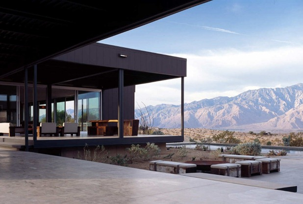 Ein refugium in der w ste sweet home for Desert style house plans