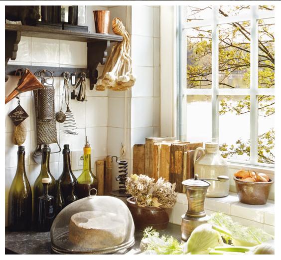 Küche Gemütlich Gestalten erntezeit in der küche home