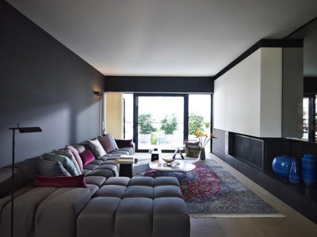 Moderne gem tlichkeit sweet home - Moderne wohnung design ...