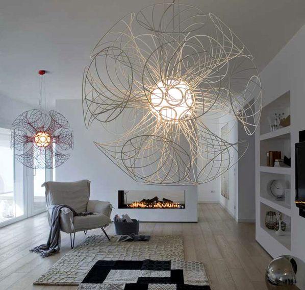 Lampen als stimmungsmacher sweet home for Lampadari contemporanei