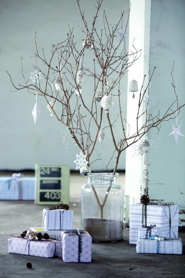 Weihnachtsbaum Ast.Weihnachtbäume Mal Ganz Anders Sweet Home