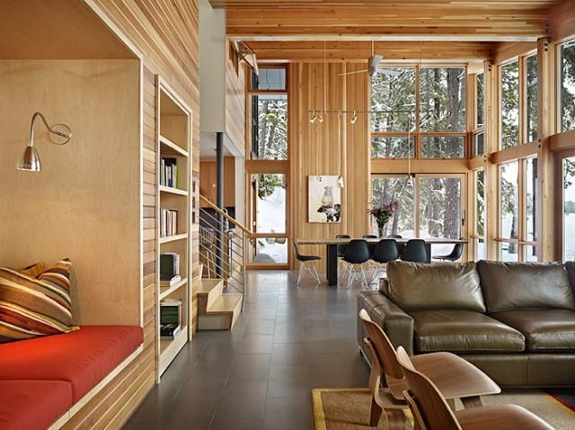 gem tliches refugium in amerika sweet home. Black Bedroom Furniture Sets. Home Design Ideas