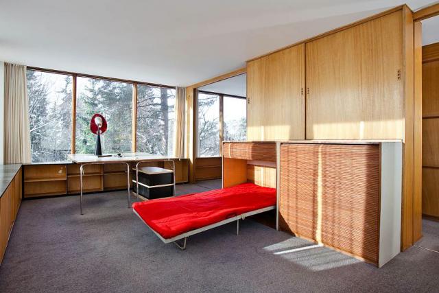ein norwegisches traumhaus aus den 50ern sweet home. Black Bedroom Furniture Sets. Home Design Ideas