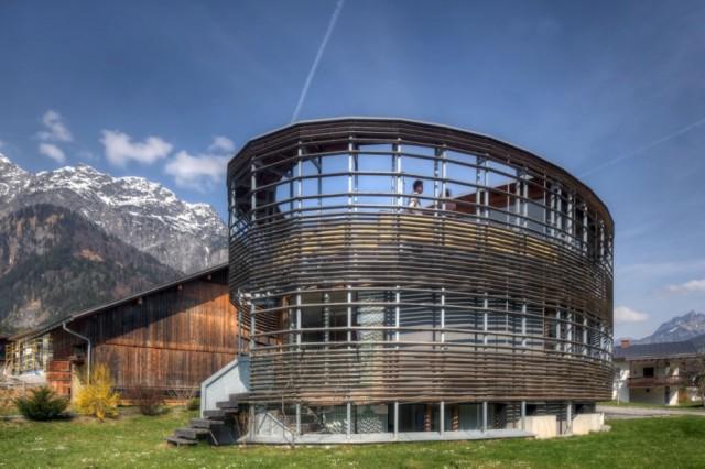 Ein haus wie ein korb sweet home for Korb architekten