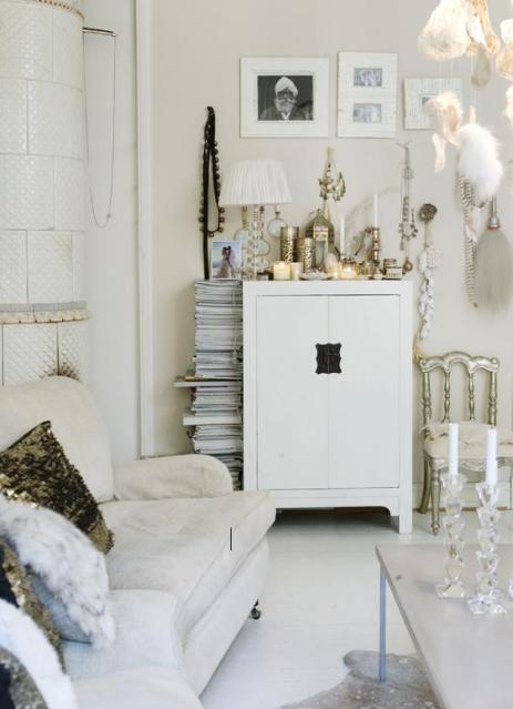 Vintage wohnen blog  10 einfache Wohnideen, die Lust auf frisches Weiss machen | Sweet Home