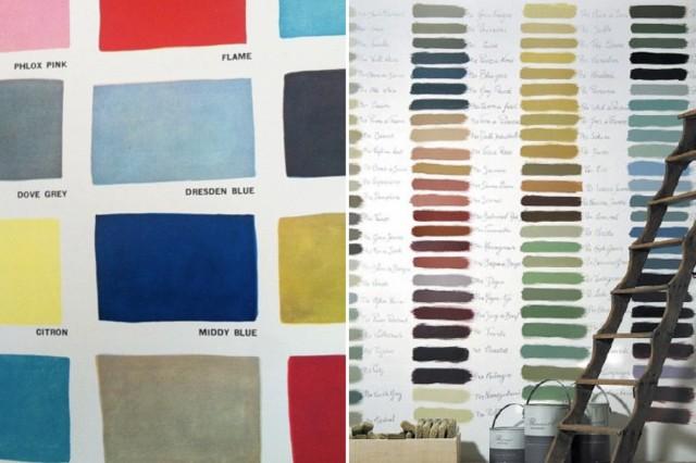 farben la carte sweet home. Black Bedroom Furniture Sets. Home Design Ideas