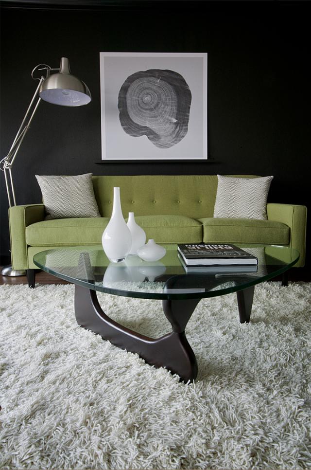 Wir Lieben Grün, Auch In Der Wohnung