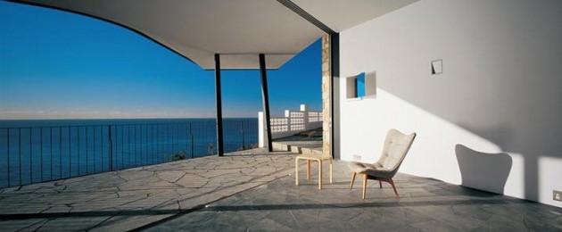 Ein haus am meer und picassos die badenden sweet home for Architektur 20er