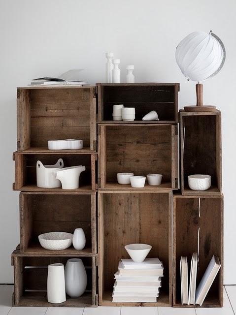 Holzkisten attraktive gratism bel sweet home - Sweet home muebles ...