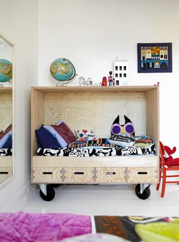 zehn tolle ideen f rs kinderzimmer sweet home. Black Bedroom Furniture Sets. Home Design Ideas