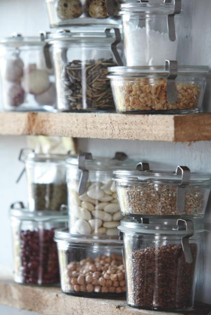 mehr platz zum wohnen: 24 gute ideen, um ihre sachen zu verstauen ... - Buro Mobel Praktisch Organisieren Platz Sparen