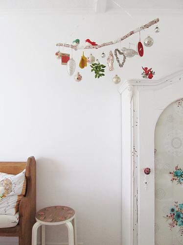 Zeit zum dekorieren sweet home - Ast dekorieren ...