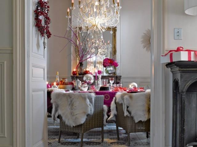 Tischlein deck dich besonders sch n sweet home - Weihnachtlich dekorieren wohnung ...