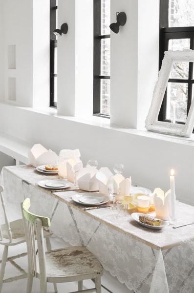 Tischlein deck dich besonders sch n sweet home for Weihnachtstisch dekorieren