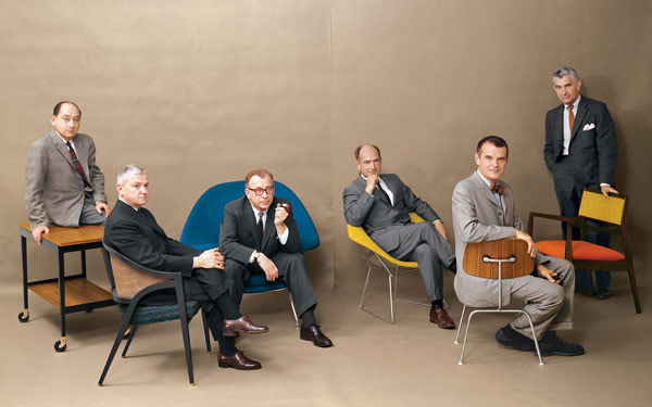 Die Mad Men des Designs