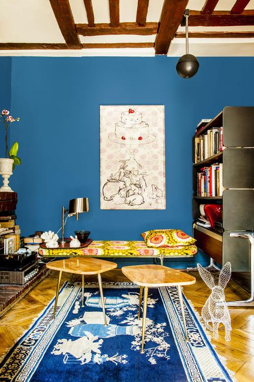 wohnen mit mut zum stilmix sweet home. Black Bedroom Furniture Sets. Home Design Ideas