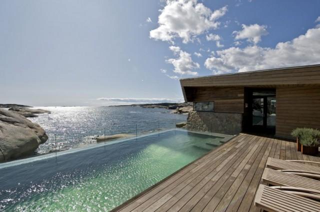 Traumhaus am meer mit pool  Die schönsten Pools auf Sweet Home | Sweet Home